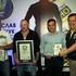 Тепер офіційно! Криворіжець В'ячеслав Павлічук отримав сертифікат на підтвердження світового рекорду із занесенням до Книги рекордів Гінесса